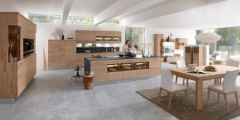 Moderne Küche für Menschen mit Stil