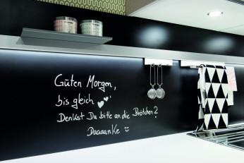 Tafelkreide in der modernen Küche