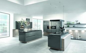 Moderne Loft-Küche