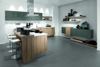 Kornwestheims modernes Küchenstudio