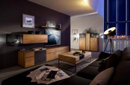 Moderne Wohnzimmer für die Region Stuttgart