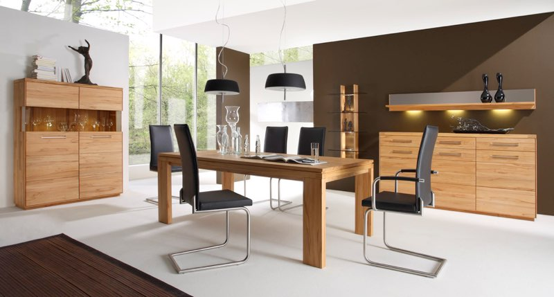 Modernes Esszimmer der Marke Decker