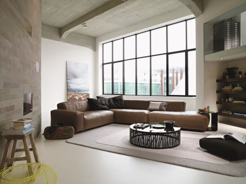 Es ist mehr als ein Sofa... es ist ein Teil Deines Lebens: ROLF BENZ Mio