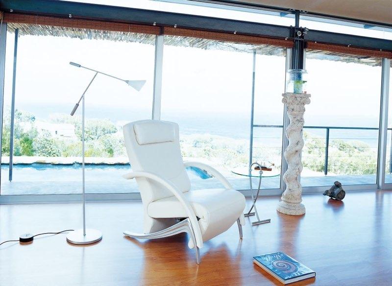 Stress endet hier! Der Sessel ROLF BENZ 3100 lädt ein...