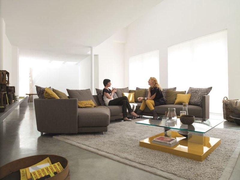 Eine moderne Wohnidee: Rolf Benz Onda