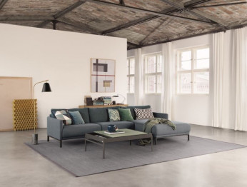 Modernes Sofa: Rolf Benz Cara