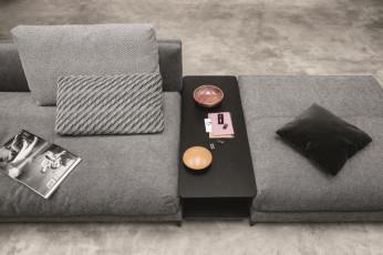 Moderne Wohnidee für Genießer:  Rolf Benz Nuvola