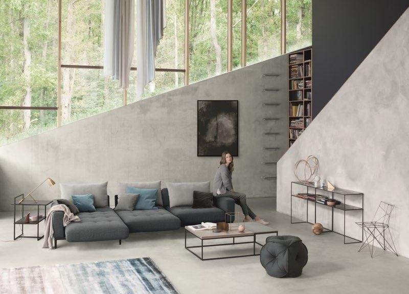 Moderne Möbel am Puls der Zeit: Rolf Benz Tira