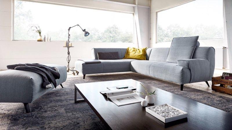 Moderne Couch für junges Wohnen: KOINOR Gulliver