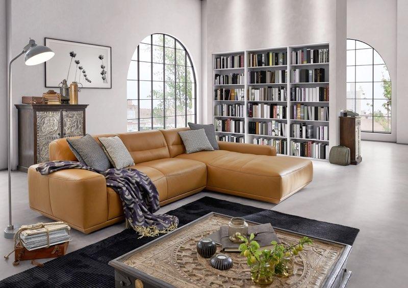 Modernes Lounge-Sofa von W. Schillig