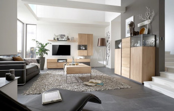 Moderne Wohnwelten gibt es im Wohnforum Wurster