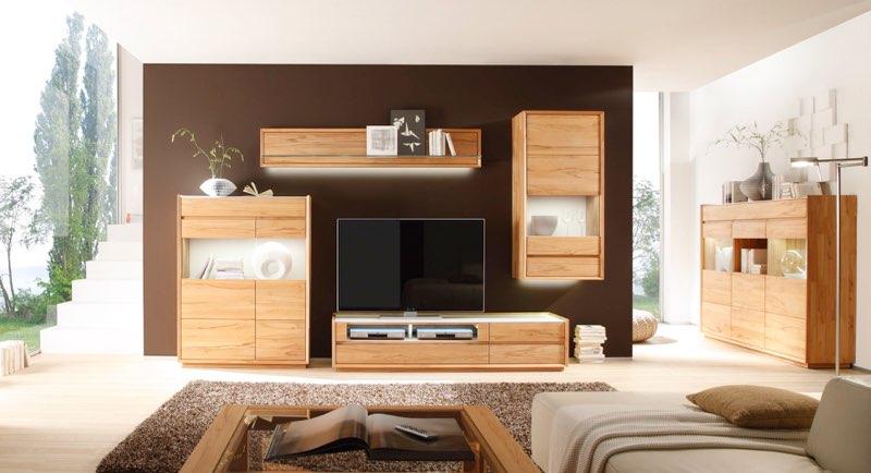 moderne wohnwand mit viel stauraum, wie viel stauraum benötigen sie?, Design ideen