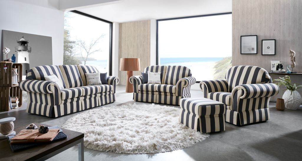 spezialfall maritimer wohnstil. Black Bedroom Furniture Sets. Home Design Ideas
