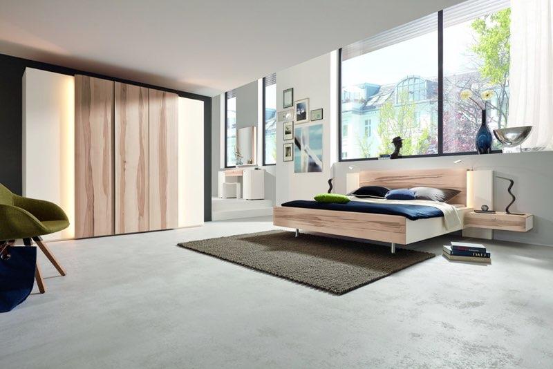 Modernes Schlafzimmer für Kenner