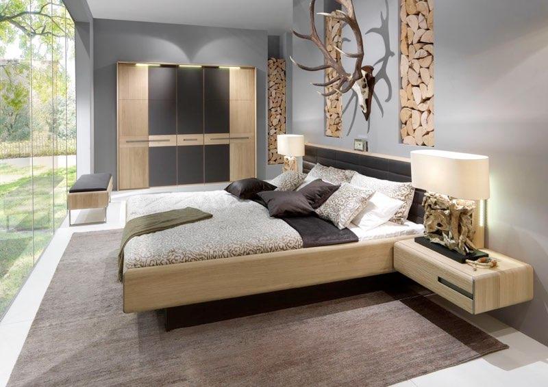 Modernes Schlafzimmer zum Wohlfühlen und Entspannen