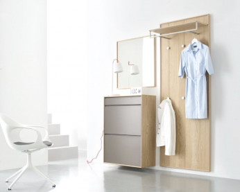 Flur Garderobe Modern