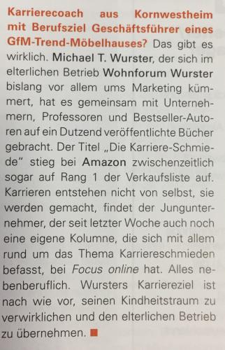 Inside Wohn Markt Magazin